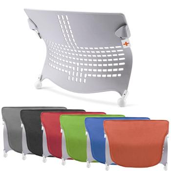 《GXG》魔脊 健康彈力 腰靠枕 4+P1C (附布套)(備註顏色)