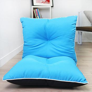★結帳現折★KOTAS 凱莉記憶和室椅(水藍色)