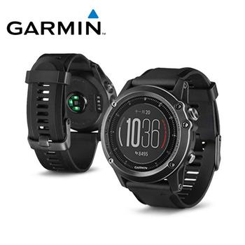 Garmin Garmin fenix 3 HR 腕式心率戶外GPS腕錶 全能三鐵錶(單一規格)
