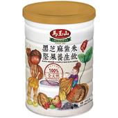 《馬玉山》黑芝麻紫米堅果養生飲(450g)