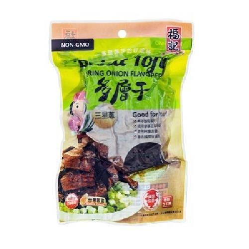 福記 多層乾(醬燒三星蔥-150g)