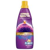 《熊寶貝》香水精華柔軟精-800ml(鳶尾紫羅蘭)