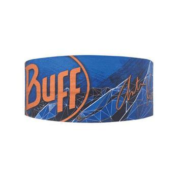 《BUFF》COOLMAX抗UV藍稜印記百K勇者 頭帶#BF111631-752
