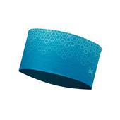 《BUFF》COOLMAX抗UV綠松雪花 頭帶#BF113158-789-10