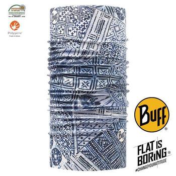 《BUFF》經典頭巾 魔術頭巾 守護圖騰/復古拼接/動物大觀-共3色(守護圖騰)