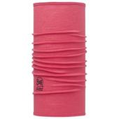 野性粉紅/開闊湖綠 素面經典頭巾 魔術頭巾