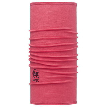 《BUFF》野性粉紅/開闊湖綠 素面經典頭巾 魔術頭巾(野性粉紅)