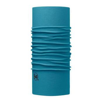 《BUFF》野性粉紅/開闊湖綠 素面經典頭巾 魔術頭巾(開闊湖綠)