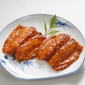 《富琳嚴選》安心好魚系列-蒲燒台灣 鯛魚(腹排)X10包(110g/包-含2片腹排)