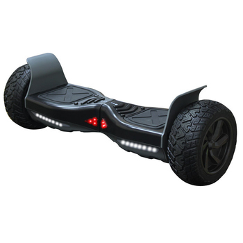 《IS愛思》SP-01超級馬力9吋 電動 平衡車(黑)