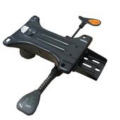 《GXG》電腦椅 專用鋼板底盤 (二功能能煞車式)(F05二功煞車底盤)
