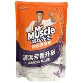 《威猛先生》地板清潔劑(薰衣草原/1.8L)