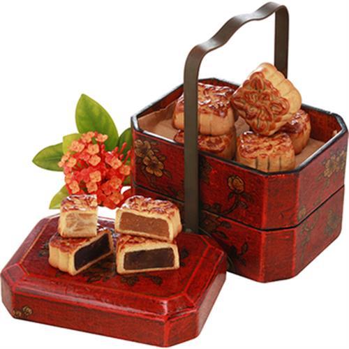 《大買家》經典廣式月餅禮盒(口味隨機出貨 10入/盒)