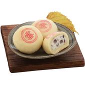《大買家》雪花紅豆酥 蛋奶素(65g*8入-9%/盒)