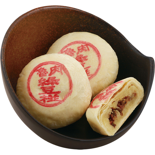 《大買家》魯肉綠豆椪禮盒(90gX6入+-9%/盒)