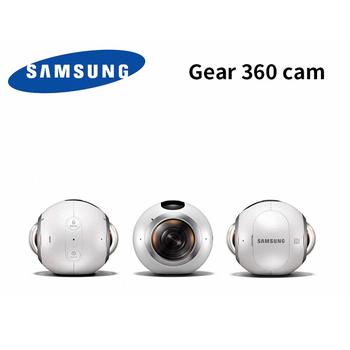 Samsung Gear S360 SM-C200 360度全景攝影機 VR相機(白色)