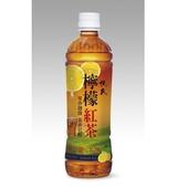 《悅氏》檸檬紅茶(550ml/瓶)