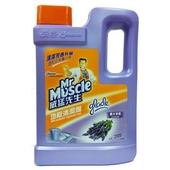 《威猛先生》地板清潔劑-薰衣草原(2L)