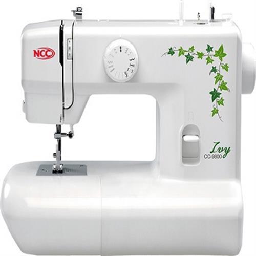 《NCC IVY艾薇》縫紉機 CC-9800