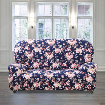 歐卓拉 流金歲月彈性沙發套 - 1入/2入/ 3入/1+2+3入(2人座)