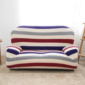《歐卓拉》歐風經典彈性沙發套(3人座)