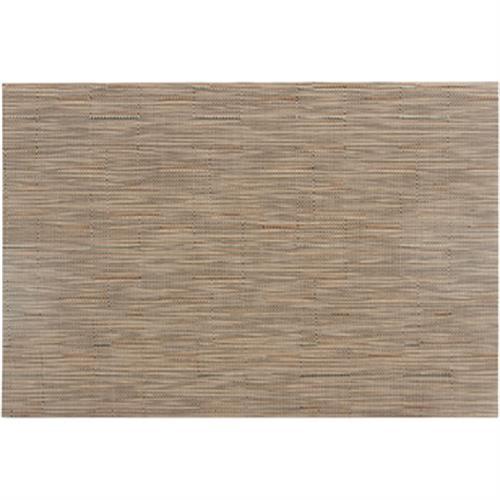 歐莉亞 PVC竹節餐墊(卡其色)