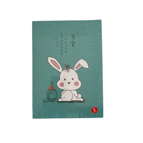 《元氣生活》16K定頁筆記本/3入(NB-16031)