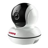 《SAMPO聲寶》1080P超廣角高畫質網路監控攝影機  VK-XC3320R2(白)