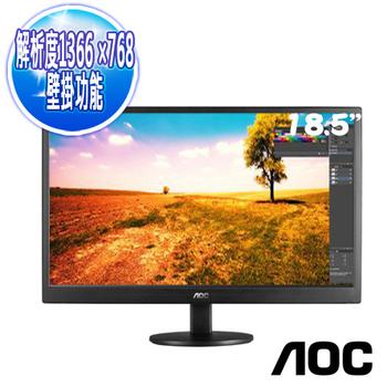 艾德蒙 AOC E970SWN 18.5吋(16:9)LED液晶 顯示器