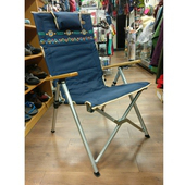 《臺灣 GO SPORT》三段式 躺椅/露營椅 #91802-BL