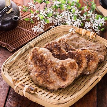 《樂活e棧》古早味 芋粿巧(6入/包,共1包)