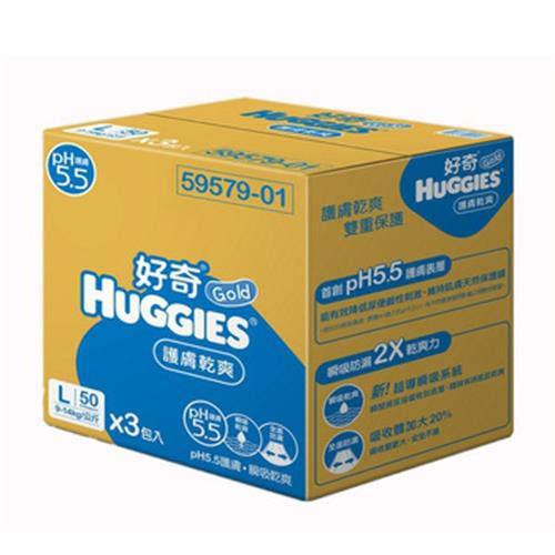 金好奇 PH5.5護膚紙尿褲(L*150片)