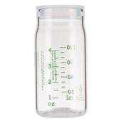 《菲斯》成長5階段 玻璃內瓶 (玻璃內瓶x1矽膠密封瓶塞x1)(120ml)