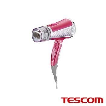 《日本TESCOM》負離子吹風機 TID960TW 粉色