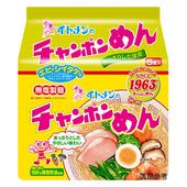 《伊藤》強棒拉麵鮮蝦香菇味(500公克/袋)