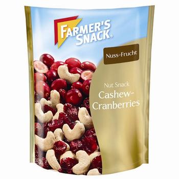 Farmers 腰果蔓越莓(125g/包)