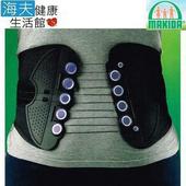 《【海夫xMAKIDA】》MAKIDA軀幹裝具(未滅菌) 滑輪 強力 背架 (115P)(腰圍 S:25.5-33.5吋)