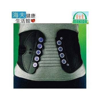 《【海夫xMAKIDA】》MAKIDA軀幹裝具(未滅菌) 滑輪 強力 背架 (115P)(腰圍 XL:37.5-45.5吋)