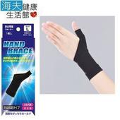《海夫x金勉》欣陞肢體裝具(未滅菌)日本 Shinsei 壓力固定 護腕(L)