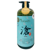 《AiLeiYi》有機洋甘菊天然修護洗髮精-滄-英國梨‧小蒼蘭1000ml