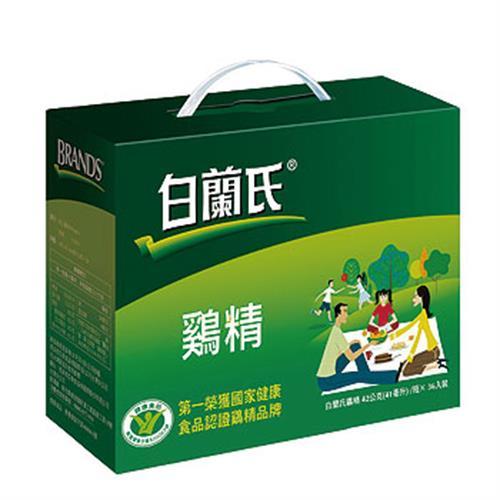 白蘭氏 傳統雞精(42g*36瓶/組)
