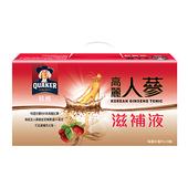《桂格》高麗人蔘滋補液(60ml*18入)