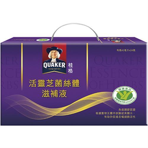 桂格 活靈芝(42ml*24入)