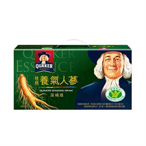 桂格 養氣人蔘滋補液禮盒 免運(60mlx18瓶/盒)