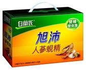《白蘭氏》旭沛人蔘蜆精(60ml*15罐/盒)