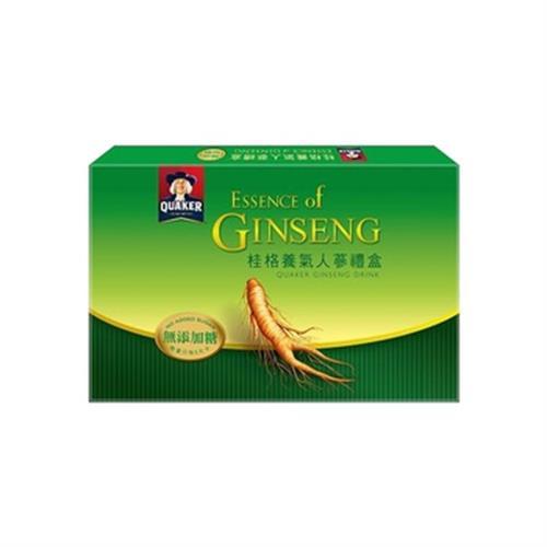 《桂格》無糖養氣人蔘禮盒 免運(60ml*12入)