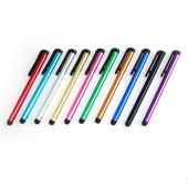 長柄金屬質感手機平板觸控筆(不挑色五入組)