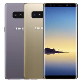 Samsung Galaxy Note 8 64G 6.3吋無邊際旗艦機【贈-曲面滿版玻璃貼】(星紫灰)