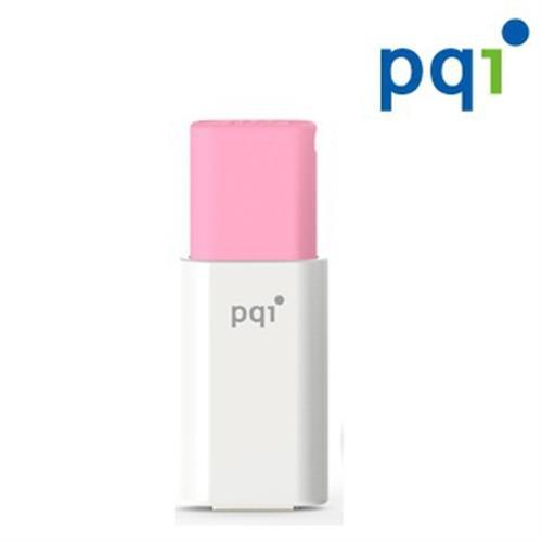 PQI U176L 隨身碟8G(粉色)