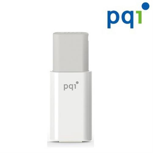 PQI U176L 隨身碟8G(灰色)